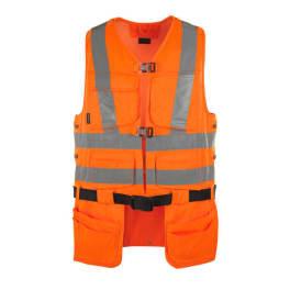 MASCOT Werkzeugweste SAFE CLASSIC 08089-860 Damen & Herren orange
