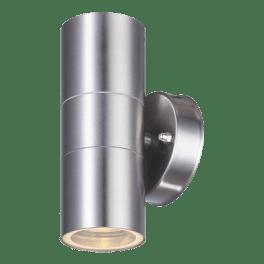 Shada Aussenwandleuchte 2XGU10 Zylinderform