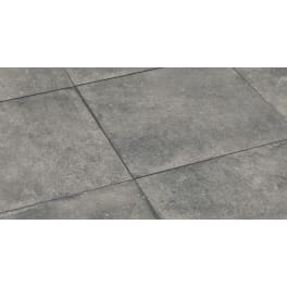 Seltra EMPEROR® SQUARE ANTRACITE, 60x60x2cm (Werkmass 60,25x60,25x2cm) dunkelgrau