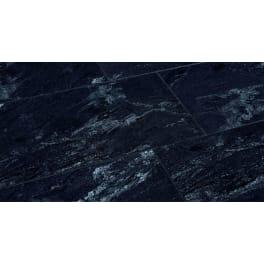 Seltra EMPEROR® CLASSIC SANTIAGO DARK, 90x60x2cm anthrazit-gebändert