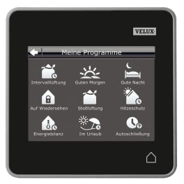 VELUX INTEGRA Control Pad KLR 200 WW