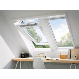 VELUX INTEGRA Elektrofenster/ Solarfenster/ Schwingfenster/ Rauchabzugsfenster GGL MK