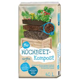 Floragard Universal Bio Hochbeet Kompost 1x40L