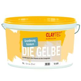 CLAYTEC Grundierung DIE GELBE 5 l