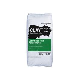 CLAYTEC Lehmklebe- & Armiermörtel 25 kg