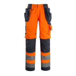MASCOT Hose mit Knie- und Hängetaschen SAFE SUPREME 15531-860 Damen & Herren