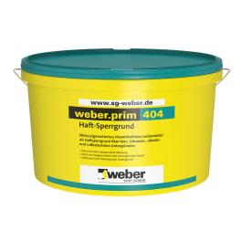 weber.prim 404 Haft-Sperrgrund, innen eine Palette 15 l/Eimer