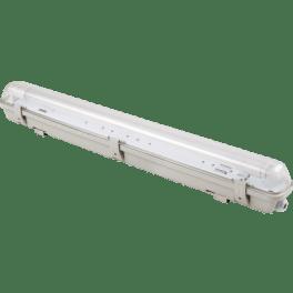 Shada LED Feuchtraumwannenleuchte 2x9W 1800lm