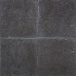 Panther Garden & Living - Kalksteinplatten Gandia blau-grau (60 x 60 x 3 cm) geschliffen / handgetrommelt