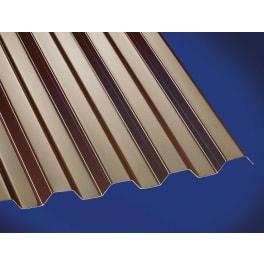 Scobalit Polycarbonat 76/18 Trapezlichtplatte