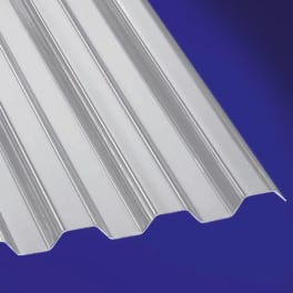 Scobalit Polycarbonat 76/18 Trapezlichtplatte Thermic