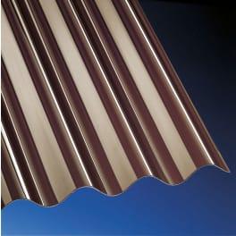 Scobalit Polycarbonat Wellplatte 76/18 Sinus