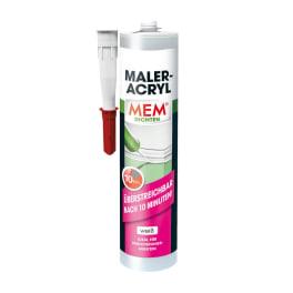 MEM Maler-Acryl weiss 300 ml
