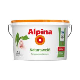 Alpina Wandfarbe Naturaweiss matt