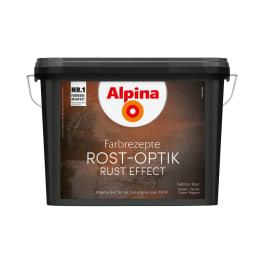 Alpina Farbrezepte Rost-Optik 1,2 Liter