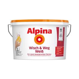 Alpina Wisch & Weg Weiss 5 Liter matt