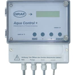 AquaControl+ Trinkwassernachspeisung