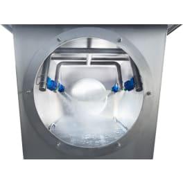 Anschluss-Set DN 400 (DE) für Optimax XXL Industrie-Filter Extern