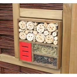 T&J LABO-3D Insektenhaus 1 36 x 36 x 12 cm