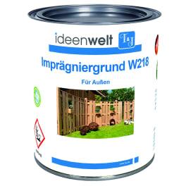 T&J Imprägniergrund W218, farblos 0,75 Ltr. für Aussen f. ca. 7,5 m² Fläche/Anstrich