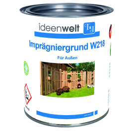 T&J Imprägniergrund W218, farblos 2,5 Ltr. für Aussen f. ca. 25 m² Fläche/Anstrich