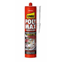 UHU POLY MAX 10 SEK SOFORT POWER WEISS Kartusche