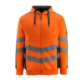 MASCOT Kapuzensweatshirt mit Reissverschluss SAFE SUPREME 50138-932 Damen & Herren