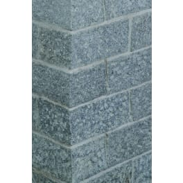 Seltra Granit Seltra Universalstein BRAVO RUSTIQUE, 15x20x35cm edelgrau