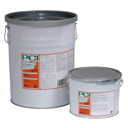 PCI Apoten PU Beschichtung 30-kg-Kombi-Gebinde kieselgrau
