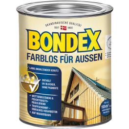 BONDEX Farblos für aussen