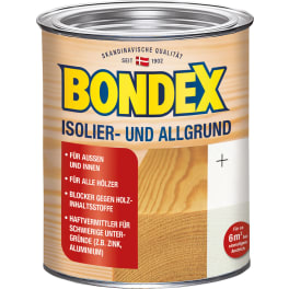 BONDEX Isolier- und Allgrund