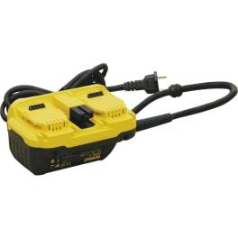DeWalt 230 Volt-Netzadapter für 2x54V - DCB500-QS