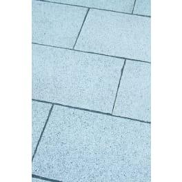Seltra Granit Pflasterplatten BRAVO AMBIENTE -gestockt-, 30x20x6cm edelgrau