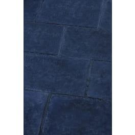 Seltra Basalt Pflasterplatten SANOKU AMBIENTE -satiniert-, 40x30x6cm anthrazit-schwarz