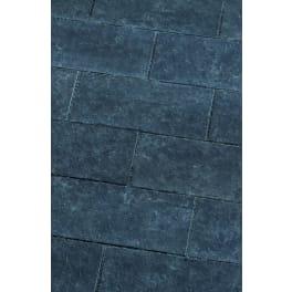 Seltra Basalt Systempflastersteine SANOKU ELEGANCE -satiniert-, 20x10x5cm anthrazit-schwarz