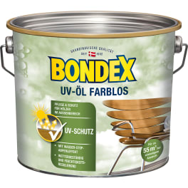 BONDEX Holz UV-Öl