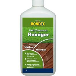 BONDEX Holz-Terrassen Reiniger 1,0L farblos