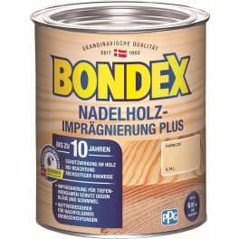 BONDEX Nadelholz-Imprägnierung Plus 750ml farblos