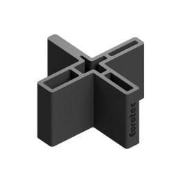 Eurotec Distanzklötzchen 40 x 25 mm aus Kunststoff (25 Stück)