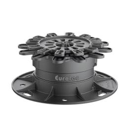 Eurotec Verstellfuss Pro XL Aufbauhöhe 7,4-16,8 cm (10 Stück)