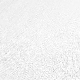 A.S. Création Streifentapete 950918 Meistervlies Vliestapete weiß