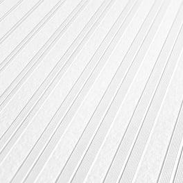 A.S. Création Streifentapete 951113 Meistervlies Vliestapete weiß