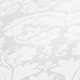 A.S. Création Barocktapete 951351 Meistervlies Vliestapete weiß