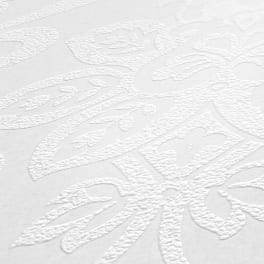 A.S. Création Barocktapete 956613 Meistervlies Vliestapete weiß