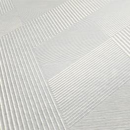 A.S. Création geometrische Tapete 956851 Meistervlies Vliestapete weiß
