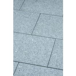 Seltra Granit Terrassenplatten BRAVO EXACTA -satiniert-, 60x40x3cm edelgrau