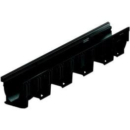 ACO Galaline PP 1,0 m Kunststoffrinne NW100