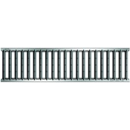 ACO Galaline Stegrost NW100 Stahl verz. 0,5m Kl. A15