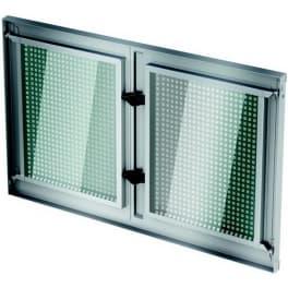 ACO Markant Stahlfenster ohne Innenanschlag 2-Flg.