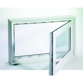 ACO Therm Leibungsfenster 24 cm tief Hochwasserdicht
